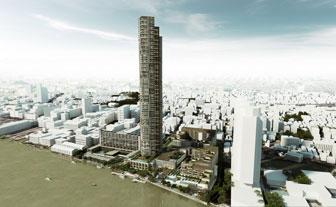 超高層建筑