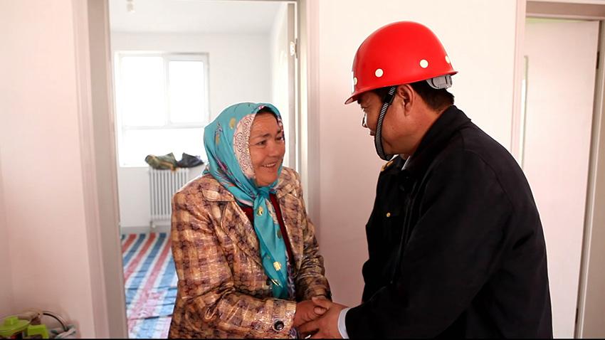 援建新疆和田