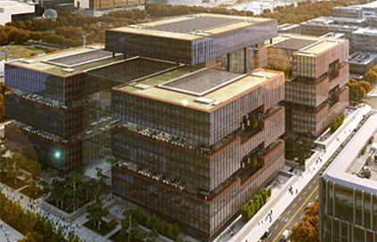 亚洲基础设施投资银行总部